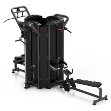 Cable Workout Station Marbo Sport MP-T001 - Black