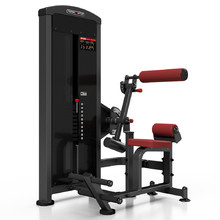 Ab Crunch/Back Extension Machine Marbo Sport MP-U220 - Red