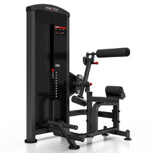 Ab Crunch/Back Extension Machine Marbo Sport MP-U220 - Black