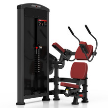 Abdominal Exercise Machine Marbo Sport MP-U223 - Red