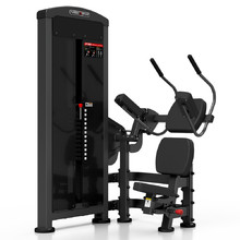 Abdominal Exercise Machine Marbo Sport MP-U223 - Black