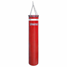 Punching Bag SportKO MP04 30x150cm - Red