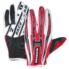 Motocross Gloves WORKER MT790 - Red