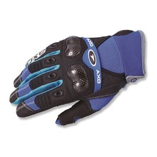 Motocross Gloves AXO VR-X - Blue
