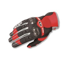 Motocross Gloves AXO VR-X - Red