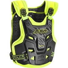 Body Protector AXO Defender - Black-Yellow