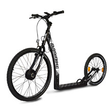 E-Scooter Mamibike EASY w/ Quick Charger 2020 - Black-White