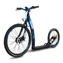 E-Scooter Mamibike DRIFT w/ Quick Charger 2020 - Black-Blue