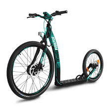 E-Scooter Mamibike DRIFT w/ Quick Charger 2020 - Black-Turqouise