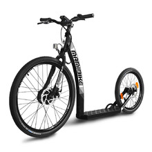 E-Scooter Mamibike DRIFT w/ Quick Charger 2020 - Black-White