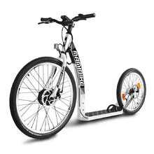 E-Scooter Mamibike DRIFT w/ Quick Charger 2020 - White-Black