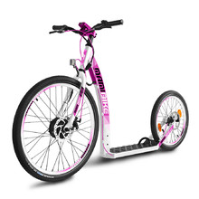E-Scooter Mamibike DRIFT w/ Quick Charger 2020 - White-Pink