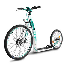 E-Scooter Mamibike DRIFT w/ Quick Charger 2020 - White-Turquoise