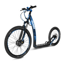 E-Scooter Mamibike MOUNTAIN w/ Quick Charger 2020 - Black-Blue