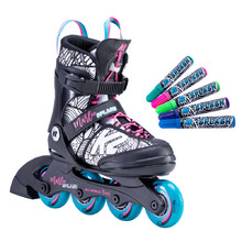Adjustable Rollerblades K2 Marlee Splash
