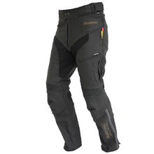 Men's Motorcycle Trousers Spark Mike - Matte Black
