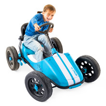 Children's Pedal Car Chillafish Monzi-RS - Blue