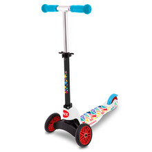 Children's Tri Scooter Fizz Flip Mini Evo Mosaic