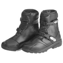 Motorcycle Boots Kore Adventure Mid - Black