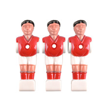 Spare Plastic Player for a Table Soccer Spartan Paili (bar diam. 13 mm)