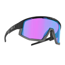 Sports Sunglasses Bliz Fusion Nordic Light 2021 - Matt Black