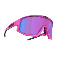 Sports Sunglasses Bliz Fusion Nordic Light 2021 - Matt Neon Pink