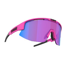 Sports Sunglasses Bliz Matrix Nordic Light 2021 - Matt Neon Pink