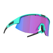 Sports Sunglasses Bliz Matrix Nordic Light 2021 - Matt Turquoise