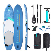 Family Paddleboard with Accessories Aztron Nebula 12'10""