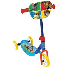 Children's Tri-Scooter Paw Patrol
