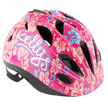 Children's Bicycle Helmet KELLYS BUGGIE - Pink