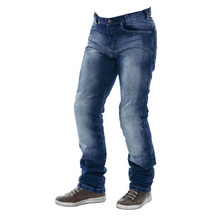 Men's Moto Jeans City Nomad Jack Iron - Blue