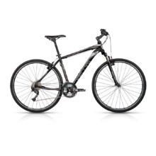 "Men's Cross Bike KELLYS PHANATIC 10 28"" – 2017 - Black"