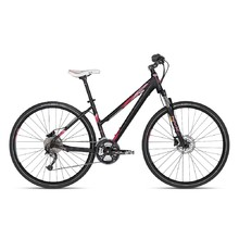 "Women's Cross Bike KELLYS PHEEBE 30 28"" - 2018 - Dark Pink"