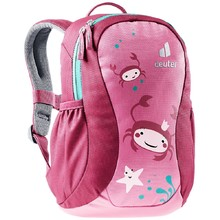 Children's Backpack Deuter Pico - Hotpink-Ruby