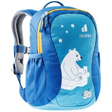 Children's Backpack Deuter Pico - Azure-Lapis
