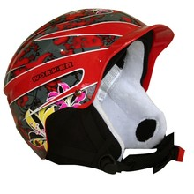 WORKER Playful Helmet - Red