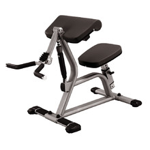 Biceps Curl Machine Hydraulicline CBC400 - Black