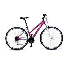 "Women's Cross Bike 4EVER Prestige 28"" – 2018 - Burgundy"