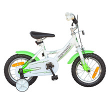 "Kid's bike Reactor Puppi 12"" - White-Green"
