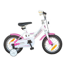 "Kid's bike Reactor Puppi 12"" - White-Pink"