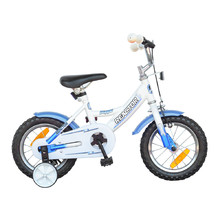 "Kid's bike Reactor Puppi 12"" - White-Blue"