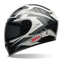 Moto Helmet BELL Qualifier DLX - Clutch Black