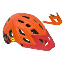 Cycling Helmet Kellys Razor MIPS - Orange/Red