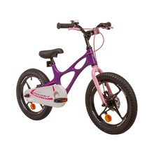 "Children's Bike RoyalBaby Space Shuttle 16"" - 2017 - Purple"