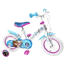 Children's Girl's Bike Frozen – Snowflake 14""