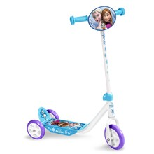 Children's Tri Scooter Frozen – White