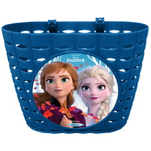 Bicycle Basket Frozen II – Blue