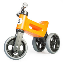 2-in-1 Balance Bike/Tricycle FUNNY WHEELS Rider Sport