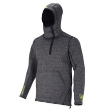 Men's Neoprene Jacket Aqua Marina Rincon - Grey
